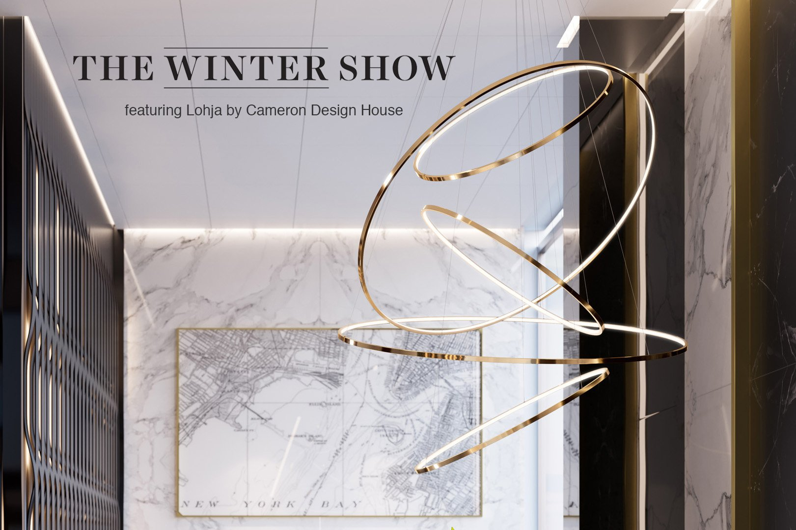 Cameron Design House Lohja The Winter Show
