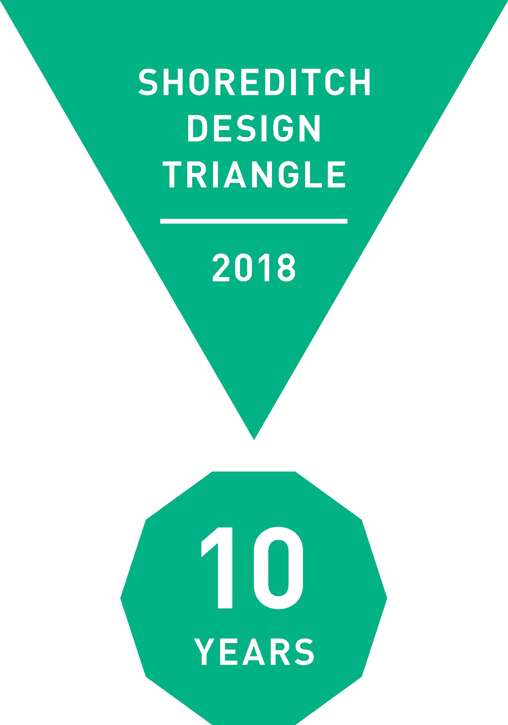 SDT18 Logo 10YRS - Green